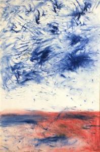 <em>Kaipara Flat - written</em>, 1971