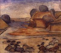 <em>Otaio Gorge</em>, 1938