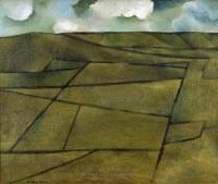 <em>North Canterbury landscape</em>, 1951