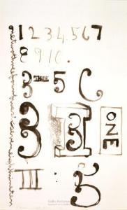 <em>Numerals</em>, 1964