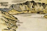 <em>Remarkables, Wakatipu</em>, 1942