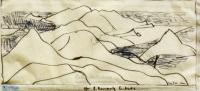 <em>[Sketch for Otago Peninsula]</em>, 1945