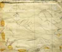 <em>[Study for Otago Peninsula]</em>, 1945
