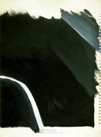 <em>North Otago [Cover Design for An Introduction to New Zealand painting 1839-1967, by Gordon H. Brown and Hamish Keith]</em>, 1967