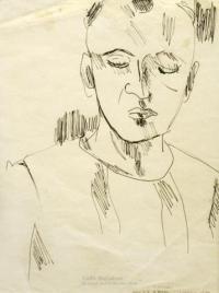 <em>Portrait of Rodney Kennedy</em>, 1940