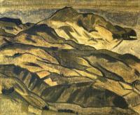 <em>Otago Peninsula with Sandy Mount</em>, 1940