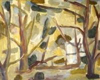 <em>Landscape Marahau</em>, 1940