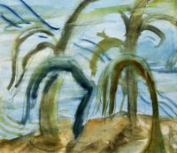 <em>Kelp. Low tide</em>, 1935