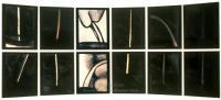 <em>The Kennedy waterfall drawings   </em>, 1965