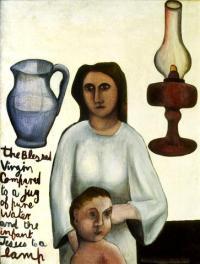 <em>The Virgin and Child compared</em>, 1948