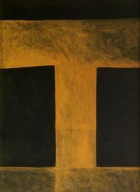 <em>Cross V</em>, 1971