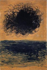<em>Mondrian's chrysanthemum of 1908</em>, 1971