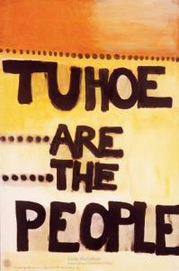 <em>A poster for the Urewera no. 1</em>, 1975