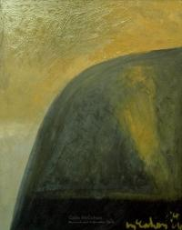 <em>[Yellow and black hillside]</em>, 1964