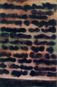 <em>Kaipara Flat - written no. 8</em>, 1971