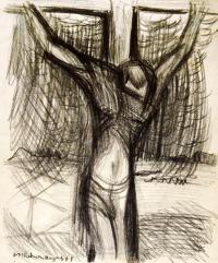 <em>[Crucifixion]</em>, 1949