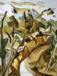 <em>Road through bush</em>, 1942