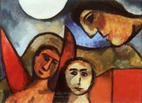 <em>Annunciation</em>, 1957