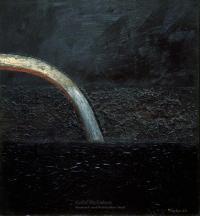 <em>Waterfall </em>, 1965