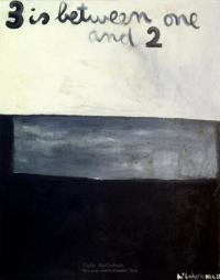 <em>Three is between one and two</em>, 1958