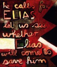 <em>He calls for Elias</em>, 1959