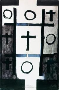 <em>Noughts and crosses, series 2, no. 3</em>, 1976