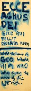 <em>Ecce Agnus Dei</em>, 1969