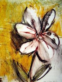 <em>Flower</em>, 1970