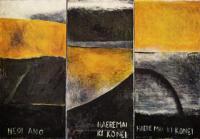 <em>The koru triptych: haere mai ki konei, haere mai ki konei, hei ano</em>, 1962