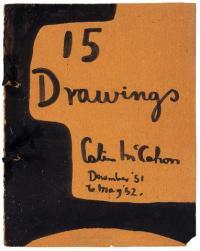 <em>Fifteen Drawings for Charles Brasch</em>, 1951