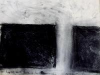 <em>Light falling through a dark landscape</em>, 1971