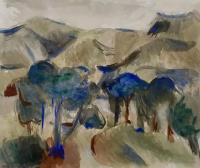 <em>Mapua Landscape</em>, 1938
