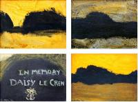<em>Landscape panels in memory of Daisy Le Cren</em>, 1976