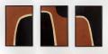 Waterfall triptych