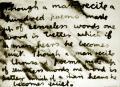 Though a man recite a hundred poems